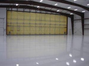 Industriële ESD vloer voor een ESD Protected Area